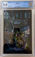 """1988 """"Aliens"""" Issue #1 Dark Horse Comic Book (CGC 9.0) at PristineAuction.com"""