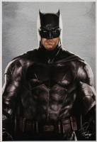 Tony Santiago - Batman - DC Comics 13x19 Signed Lithograph (PA COA) at PristineAuction.com