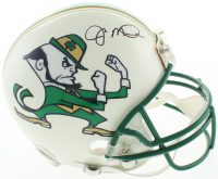 Joe Montana Signed Notre Dame Fighting Irish Full-Size Authentic On-Field Helmet (Beckett COA) at PristineAuction.com