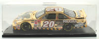 Tony Stewart LE #20 Home Depot / Jurassic Park III 2001 Grand Prix 24KT 1:24 Scale Die Cast Car at PristineAuction.com