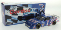 Jeff Gordon LE #1 Carolina Ford 1991 Ford Thunderbird 1:24 Scale Die Cast Car at PristineAuction.com