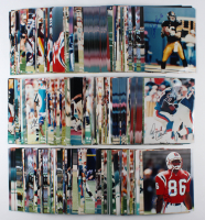 Lot of (687) Signed Football 8x10 Photos With Glenn Foley, Tim Bowens, Darnell Autry, Greg Buttle, Bernard Parmalee (Sportscards SOA) at PristineAuction.com