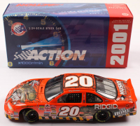 Tony Stewart LE #20 Home Depot Jurassic Park III / 2001 Grand Prix 1:24 Scale Die Cast Car at PristineAuction.com