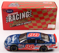 Dale Jarrett LE #88 Quality Care No Bull $1 Million Winner / 1998 Ford Taurus 1:24 Die Cast Car at PristineAuction.com