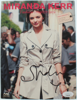 "Miranda Kerr Signed ""Fashion Complete Book"" Softcover Book (JSA COA) at PristineAuction.com"