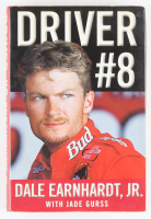"Dale Earnhardt Jr. Signed ""Driver #8"" Hardcover Book (JSA COA) at PristineAuction.com"