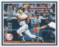 Roy White Signed Yankees 16x20 Photo (Stallard Hologram) at PristineAuction.com
