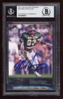 Mike Singletary Signed 2011 Upper Deck College Legends #38 (BGS Encapsulated) at PristineAuction.com