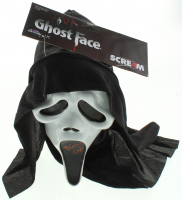 """Courtney Cox Signed Full-Size """"Scream"""" Ghostface Mask (JSA COA) at PristineAuction.com"""