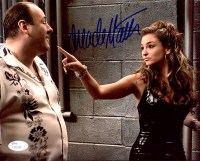 "Drea de Matteo Signed ""The Sopranos"" 8x10 Photo (JSA COA) at PristineAuction.com"