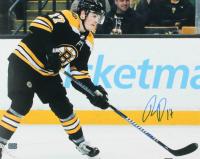 Ryan Donato Signed Bruins 16x20 Photo (Donato COA) at PristineAuction.com