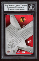 Bobby Hull Signed 2008-09 SPx SPxcitement #X5 (BGS Encapsulated) at PristineAuction.com