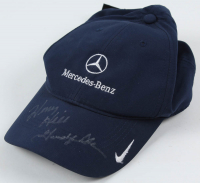"""Henry Hill Signed Mercedes-Benz Hat Inscribed """"Goodfellas"""" (Beckett COA) at PristineAuction.com"""