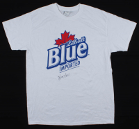 Henry Hill Signed T-Shirt (Beckett COA) at PristineAuction.com