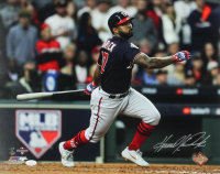 Howie Kendrick Signed Nationals 16x20 Photo (JSA COA) at PristineAuction.com