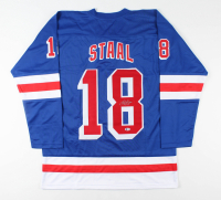 Eric Staal Signed Jersey (Beckett COA) at PristineAuction.com
