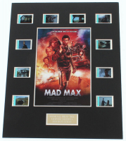 """""""Mad Max"""" LE 8x10 Custom Matted Original Film / Movie Cell Display at PristineAuction.com"""