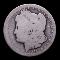 1879-CC Morgan Silver Dollar at PristineAuction.com