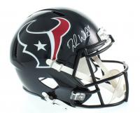 Deshaun Watson Signed Texans Full-Size Speed Helmet (JSA COA) at PristineAuction.com