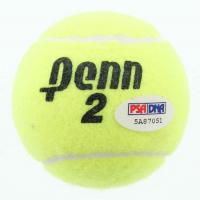 Anna Kournikova Signed Tennis Ball (PSA COA) at PristineAuction.com