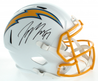 Joey Bosa Signed Chargers Full-Size Speed Helmet (JSA COA) at PristineAuction.com