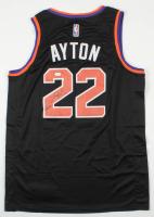DeAndre Ayton Signed Suns Jersey (JSA COA) at PristineAuction.com