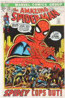 "Vintage 1972 ""Amazing Spider-Man"" Issue #112 Marvel Comic Book at PristineAuction.com"