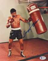 Floyd Patterson Signed 8x10 Photo (Beckett COA) at PristineAuction.com