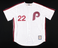 Andrew McCutchen Signed Phillies Jersey (Beckett COA) at PristineAuction.com