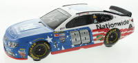 Dale Earnhardt LE #88 2016 Nationwide Stars & Stripes Cheverolet SS Sculpted Race Car at PristineAuction.com