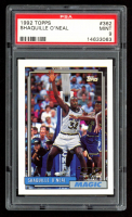Shaquille O'Neal 1992-93 Topps #362 (PSA 9) at PristineAuction.com