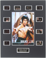 """""""The Big Boss"""" LE 8x10 Custom Matted Original Film / Movie Cell Display at PristineAuction.com"""