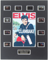"""""""Clambake"""" LE 8x10 Custom Matted Original Film / Movie Cell Display at PristineAuction.com"""