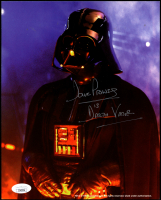 "Dave Prowse Signed ""Star Wars"" 8x10 Photo Inscribed ""Is Darth Vader"" (JSA COA) at PristineAuction.com"