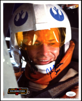 "John Morton Signed ""Star Wars: Episode V – The Empire Strikes Back"" 8x10 Photo Inscribed ""Dak"" (JSA COA) at PristineAuction.com"