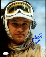 "Jack McKenzie Signed ""Star Wars: Episode V – The Empire Strikes Back"" 8x10 Photo Inscribed ""Calalder Deck LT."" (JSA COA) at PristineAuction.com"