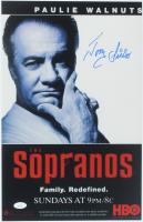 """Tony Sirico Signed """"The Sopranos"""" 11x17 Photo (JSA COA) at PristineAuction.com"""