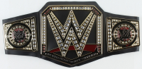Shawn Michaels Signed WWE World Heavy Weight Champion Belt (JSA COA) at PristineAuction.com