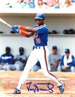 Darryl Strawberry Signed Mets 8x10 Photo (SportsCards SOA) at PristineAuction.com