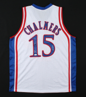 "Mario Chalmers Signed Jersey Inscribed ""08 Champs"" (JSA Hologram) at PristineAuction.com"