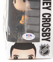 Sidney Crosby Signed Penguins #02 Funko Pop! Vinyl Figure (PSA Hologram) at PristineAuction.com