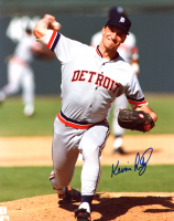 Kevin Ritz Signed Tigers 8x10 Photo (SportsCards SOA) at PristineAuction.com