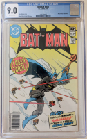 "1981 ""Batman"" Issue #333 DC Comic Book (CGC 9.0) at PristineAuction.com"