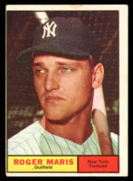 Roger Maris 1961 Topps #2 at PristineAuction.com