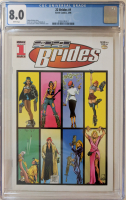 "1996 ""22 Brides"" Issue #1 Event Comic Book (CGC 8.0) at PristineAuction.com"