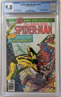 "1976 ""The Amazing Spider-Man"" Annual Issue #10 Marvel Comic Book (CGC 9.0) at PristineAuction.com"