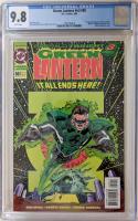 "1994 ""Green Lantern"" Issue #50 DC Comic Book (CGC 9.8) at PristineAuction.com"