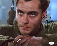 "Jude Law Signed ""Enemy at the Gates"" 8x10 Photo (JSA COA) at PristineAuction.com"