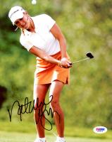 Natalie Gulbis Signed 8x10 Photo (PSA SOA) at PristineAuction.com