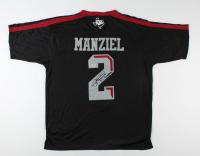 "Johnny Manziel Signed Texas A&M Aggies Jersey Inscribed ""12 Heisman"" (PSA Hologram) at PristineAuction.com"